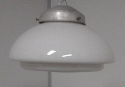 Vintage Milk glass light shade