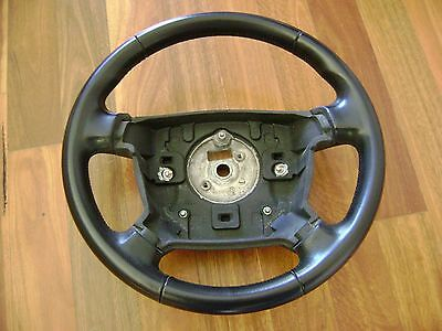Ford BA, BF  leather sterring wheel genuine Ford