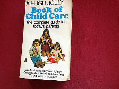 Book of child care by Hugh Jolly Good condition Croydon (Vic)