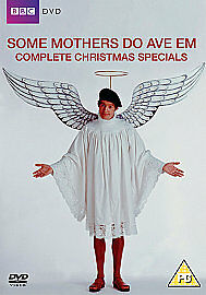 Some Mothers Do 'Ave 'Em: Complete Christmas Specials DVD-BRAND NEW SEALED