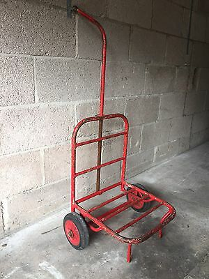 Heavy Duty Sack Trolley - Great Seat For Festivals! - Very Strong and Well Built