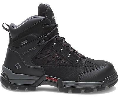 Wolverine W02363 Amphibian Composite Toe Gore-Tex Waterproof Work Safety Boot