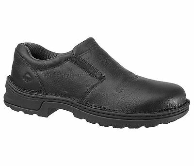 Wolverine Men's W10189 Brenner Slip On Steel Toe Work Safety Shoes--special