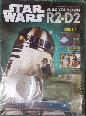 issue # 1,to 27 Build your own R2-D2 Star Wars DeAgostini weekly