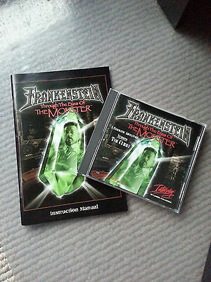 PC game - Frankenstein: Through the Eyes of the Monster
