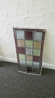 Victorian stained Glass Windows x Seven