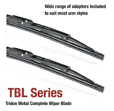 Great Wall X200 - CC 11/11-12/12 22/20in - Tridon Frame Wiper Blades (Pair)
