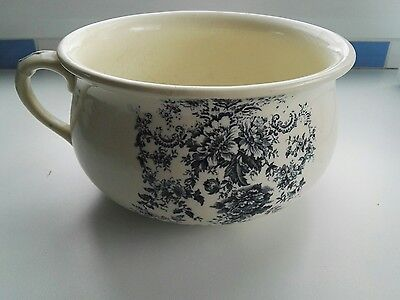 Chamber Pot by SF & Co England