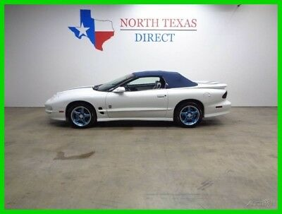 1999 Pontiac Firebird Trans Am 30th Anniversary Convertible 5.7 LS1 WS6 1999 Trans Am 30th Anniversary Convertible 5.7 LS1 WS6  Used 5.7L V8 16V