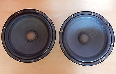 Infinity QB Low frequentie speakers in good condition.