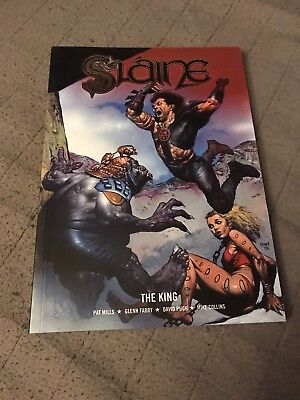 Slaine - The King TPB by Mills & Fabry (2000AD)