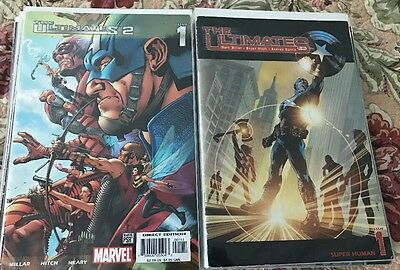 The Ultimates 1& 2 1-13 Lot Of 26