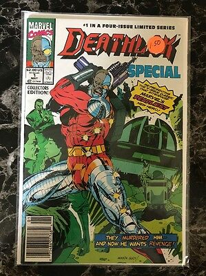Deathlok Special #1 (May 1991, Marvel)