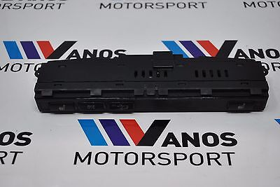 03-06 BMW E46 M3 Convertible S54 Switch Unit Heated Seat