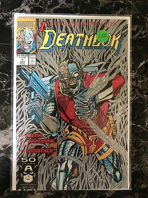 Deathlok #1 (Jul 1991, Marvel)