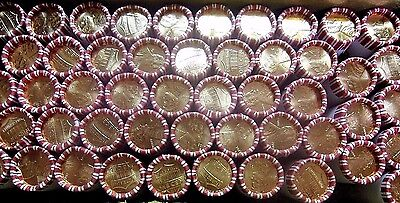 """2017-P  Lincoln Pennies -""""The FIRST EVER  """"P""""  Mint Marked Penny"""" ---11  ROLLS"""