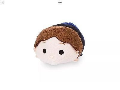 Disney Store Star Wars Han Solo Tsum Tsum Plush  Mini  3 1/2''  New With Tag