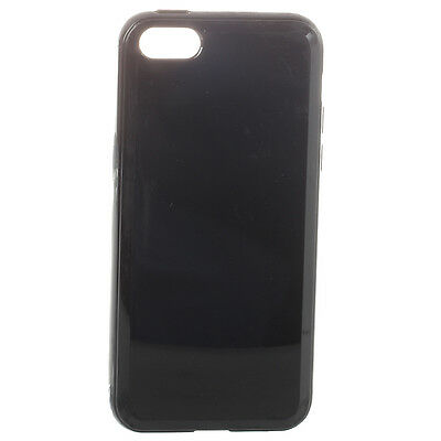TPU Rubber Case Compatible with Apple iPhone 5C - Solid Color T3W3