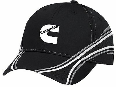 Dodge Cummins Embroidered Charger Hat - Black -NEW!!!