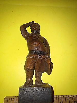 Ouro Artesania made in spain Wood carved man #702