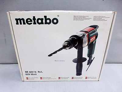 Metabo  BE622 Corded Drill 620W 6A High Torque New