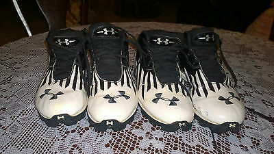 Under Armour Practice Football Shoes Size 7