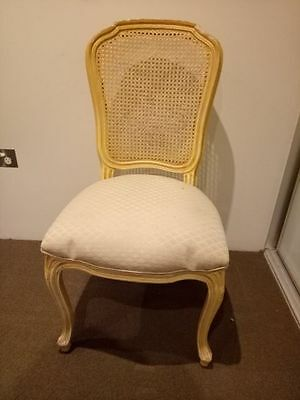 Dining chairs - 8 x French Louis XVi