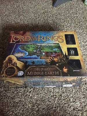 Lord of the Rings 4D Puzzle Lotr