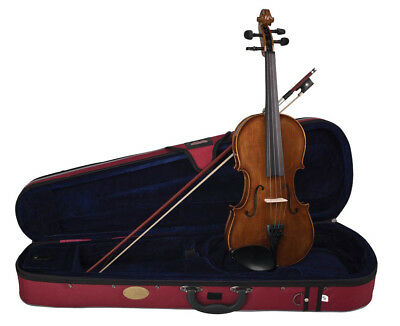 NEW Stentor 1500 Full Size 4/4 Student II Violin Outfit with Case & Bow Natural