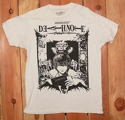 "Shonen Jump "" Death Note "" Tee Shirt Men's Size Large"