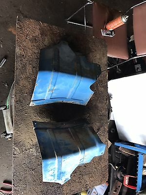 Ford 3000 Tractor Lower Dash Panels