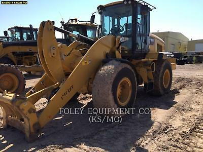 2013 CATERPILLAR 938K Wheel Loaders