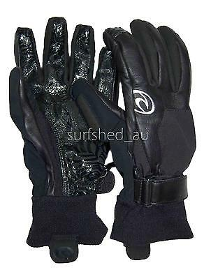 Size M Womens Rip Curl HYPE SNOW GLOVES Waterproof Snowboard Ski Mountain New