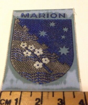 Marion Scout Badge