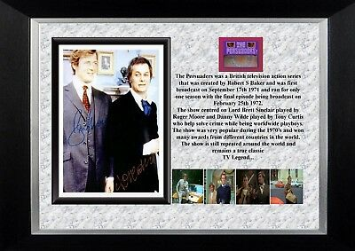 The Persuaders Tv Mounted Display