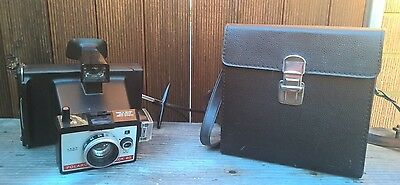 Vintage Retro Polaroid Colorpack 80 Land Camera
