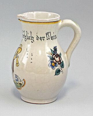 Ceramics Small Wine Jug Karlsruhe 99845207