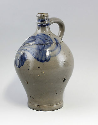 Ceramics storage bottle Westerwald Height 29 cm 99845197