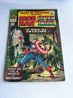 Tales of Suspense - Iron Man and Captain America comic  #70
