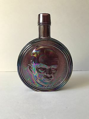 Dwight D Eisenhower Commemorative Decanter