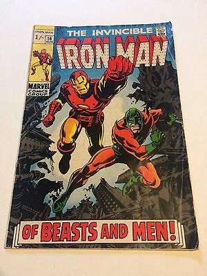 The Invincible Iron Man (of Beasts And Men).