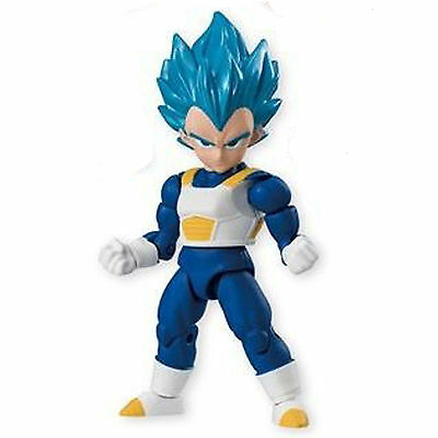 Bandai Dragon Ball Z Power 66 Collection SS God SS Vegeta Action Figure NEW Toys