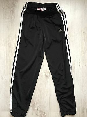 sporthose trainingshose adidas schwarz jungen gr 152. Black Bedroom Furniture Sets. Home Design Ideas