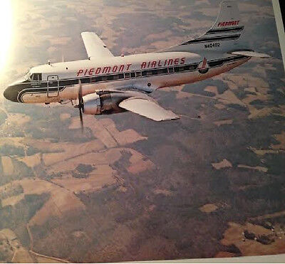 Piedmont Airlines Photo