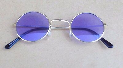 Round Tinted Small Spectacles Glasses