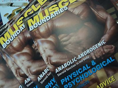 ANABOLIC STEROIDS BOOKLETS Produced by HIT : Muscle Boundaries & Safer Injecting