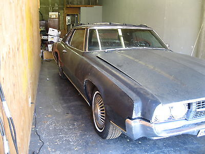 1967 Ford Thunderbird  1967 Ford Thunderbird