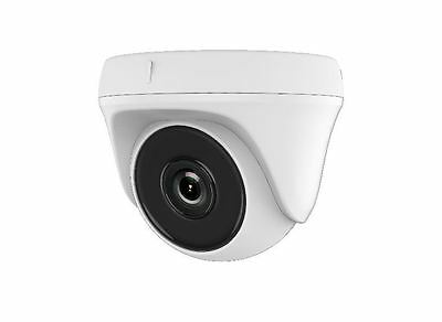 Hikvision HiWatch THC-T220 2mp HD 1080p 40m EXIR TVI/AHD/CVI Turret Camera IP66