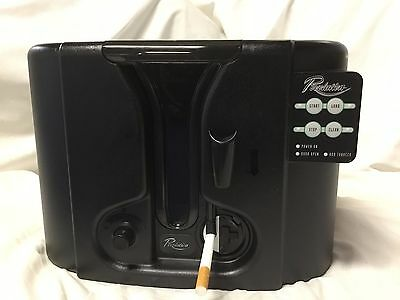 NEW Revolution Electric Cigarette Making Machine  Just Good Tobacco MYO Roller