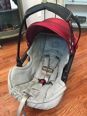 Orbit Baby G2 Infant Car seat; expires 2020